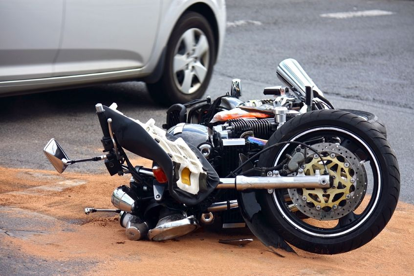 Practice Areas - Motorcycle Accidents