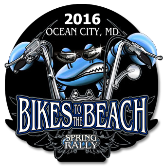 Bikes to the Beach Logo