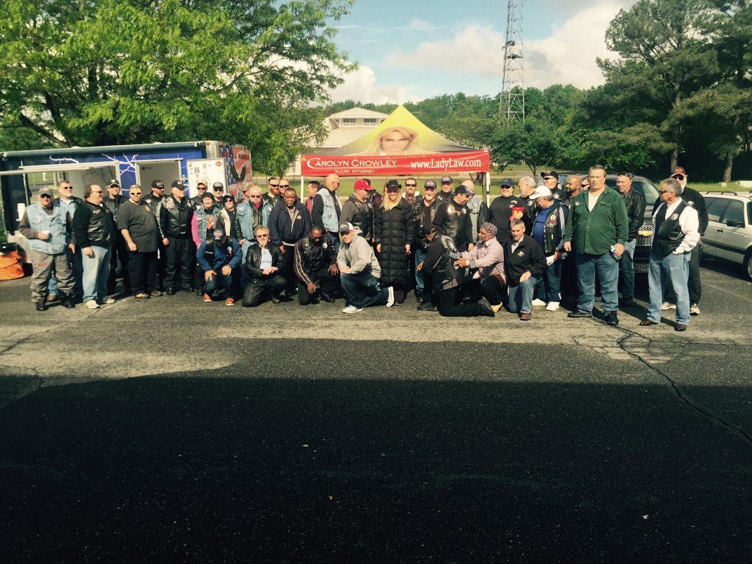 IBEW Local 26 2016 Special Love Poker Run