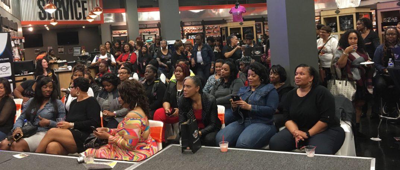 Ladies Night at Harley Davidson Washington DC