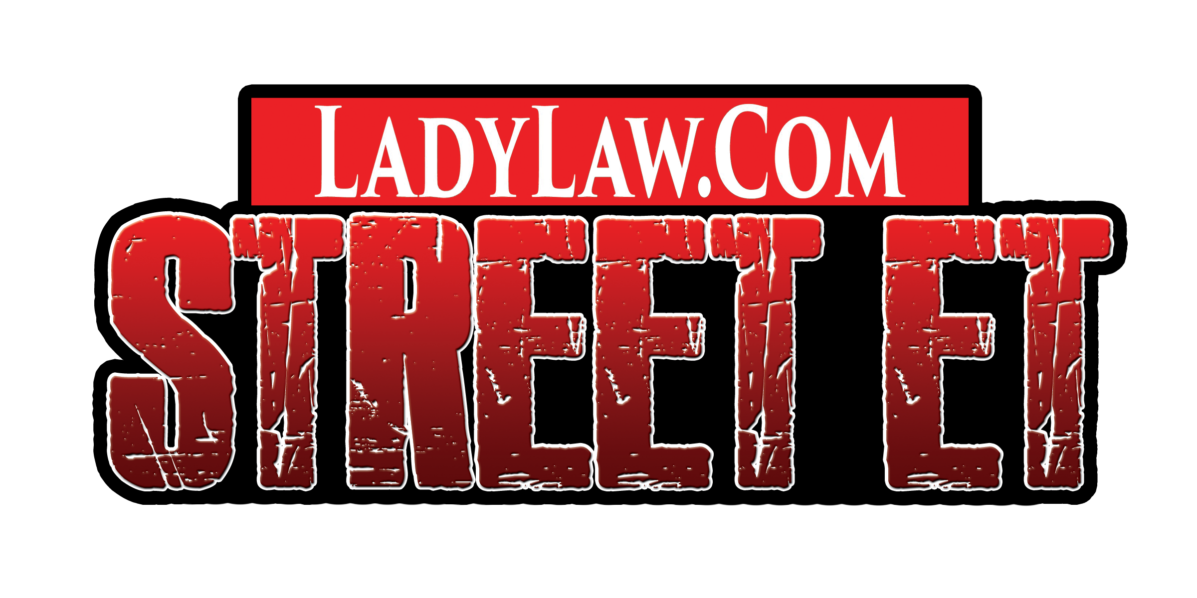 LadyLaw.Com Street ET Logo